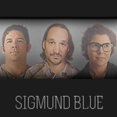 The members of SIgmund Blue recorded their parts separately, relying 100% on technology to complete their projects.